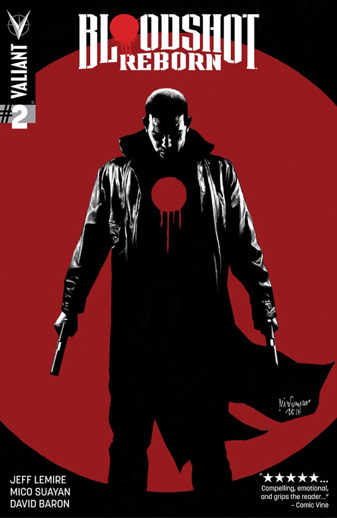 Review: Bloodshot Reborn #2