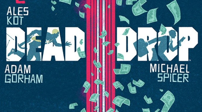 Review: Dead Drop #2