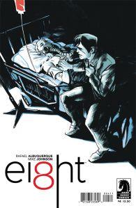EI8HT #4 - Cover