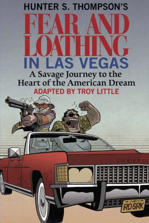 Fear and Loathing Preview - Cover