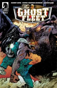 Ghost Fleet #8 - Cover