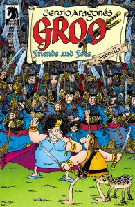 Groo Friends and Foes #5 - Cover