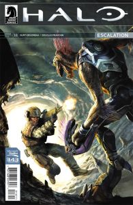 Halo Escalation #18 - Cover