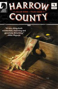 Harrow County #1 - Cover