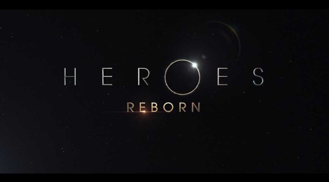 First 'Heroes Reborn' Trailer is Here