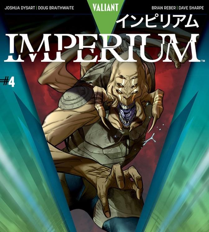 Review: Imperium #4