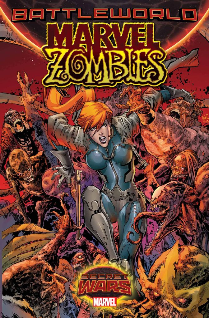 Review: Marvel Zombies #1