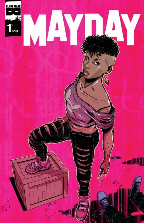 MayDay#12ndprint