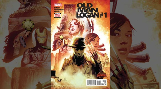 Review: Old Man Logan #1