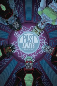 Past Aways #3 - Cover