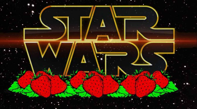 Star Wars Invades the Portland's 2015 Strawberry Festival