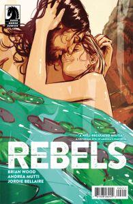 Rebels #2 - Cover