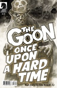 The Goon Once upon a Hard Time #3 - Cover