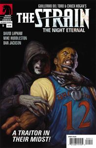 The Strain The Night Eternal #9 - Cover