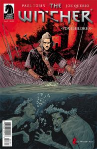 The Witcher Fox Children #3 - Cover
