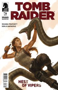 Tomb Raider #16 - Cover