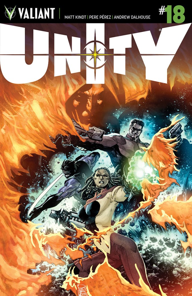 Review: Unity #18