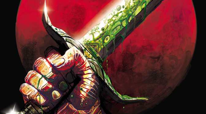 Preview: WEIRDWORLD #1