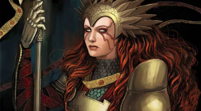 Review: 1602 WITCH HUNTER ANGELA #1