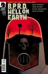 BPRD Hell on Earth #132 - Cover