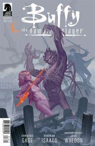 Buffy the Vampire Slayer Season 10 #16 - Cover