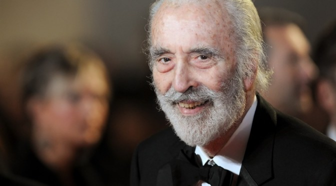 Sir Christopher Lee Passes At 93