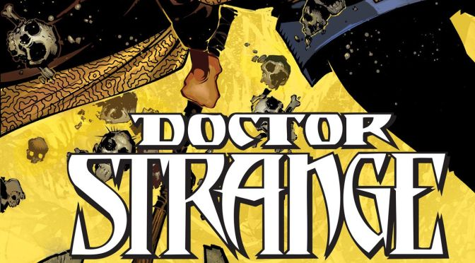 New 'Doctor Strange' Comics is a New Direction