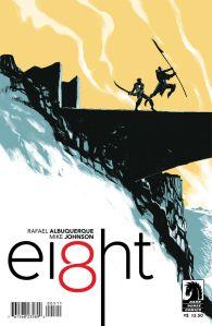 Ei8ht #5 - Cover