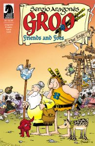 Groo Friends and Foes #6 - Cover