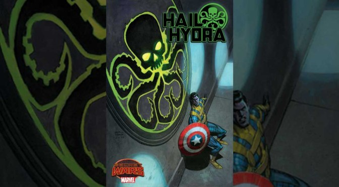 Preview: Hail Hydra #1