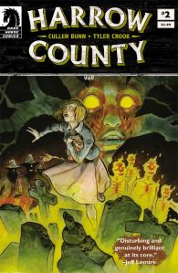 Harrow County #2 - Cover