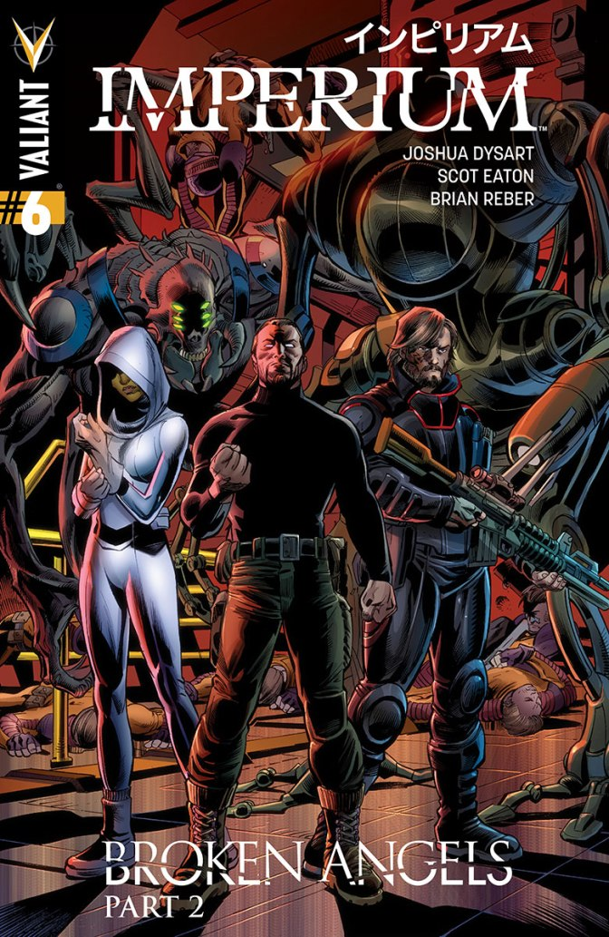 Review: Imperium #6