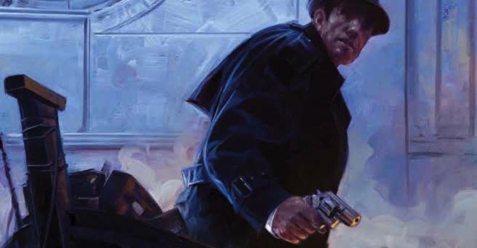 Joe Golem coming to Dark Horse this November
