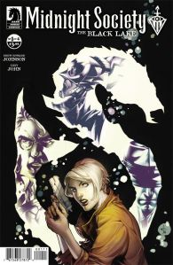 Midnight Society The Black Lake #1 - Cover