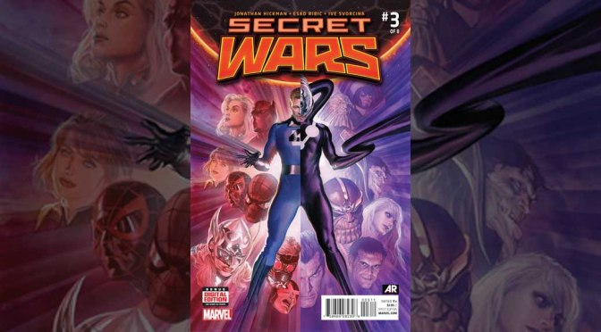 Review: Secret Wars #3