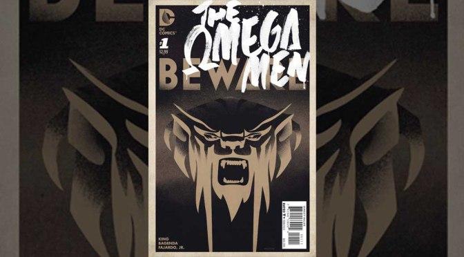 Review: The Omega Men #1