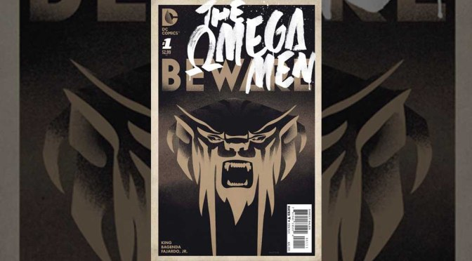 Review: The Omega Men #1