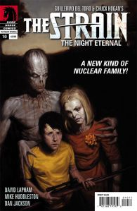 The Strain The Night Eternal #10 - Cover