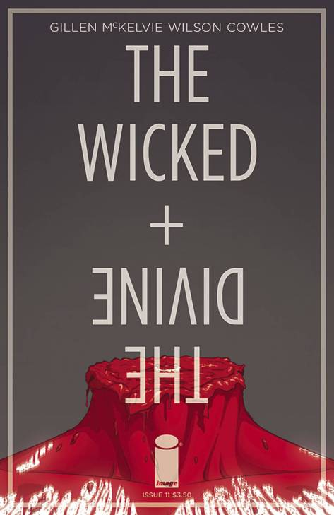 The Wicked adn The Divine #11
