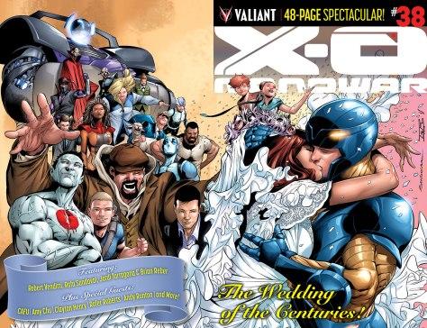 X-O Manowar #38 1