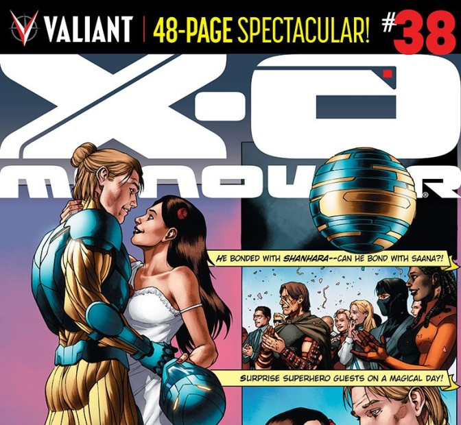 Review: X-O Manowar #38