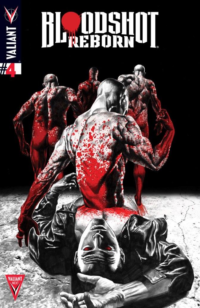 Review: Bloodshot: Reborn #4