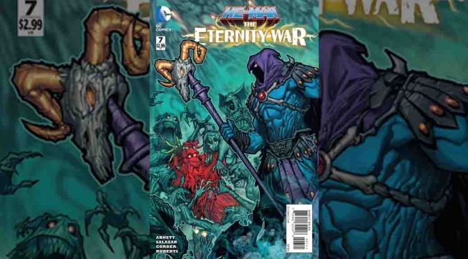 Review: He-Man: The Eternity War #7