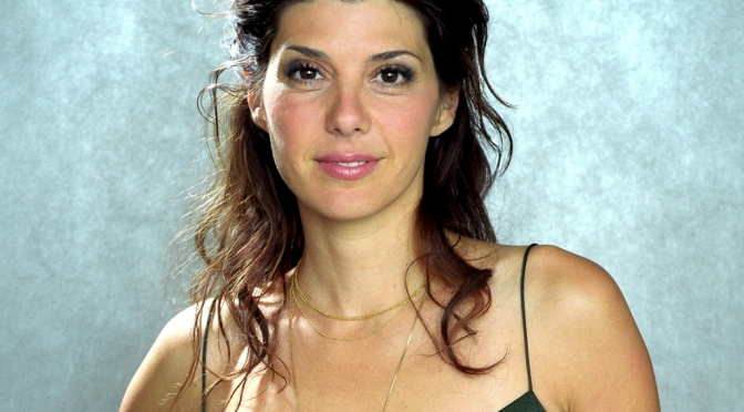 Marisa Tomei to Play Aunt May in New 'Spider-Man' Movie