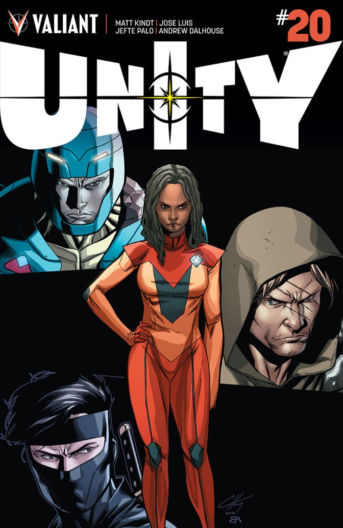 Review: Unity #20