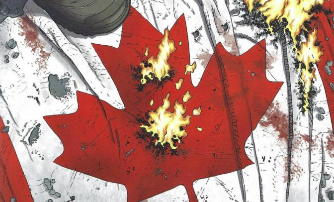 Review: We Stand on Guard #1